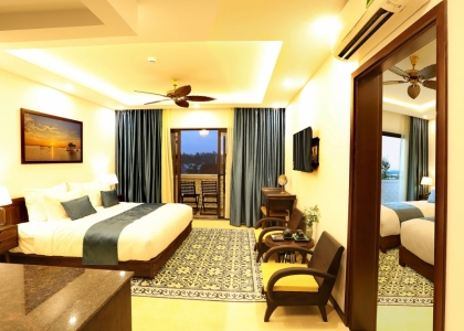 Family Premium River View Rooms